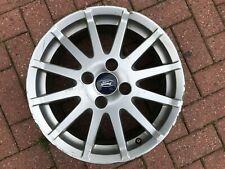 "Ford Fiesta Zetec S MK6 MK7 16 "" BORBET Lega Ruota 4S6J1007AA Originale Parte"