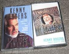 Kenny Rogers Twenty Greatest Hits and Always & Forever Cassette Tapes