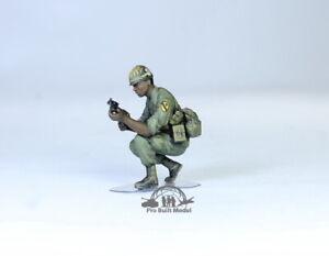 (Pre-Order) US 1st Cavalry soldier Vietnam war 1/35 Pro Built Model #1