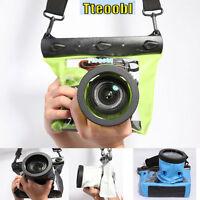 Waterproof Underwater Housing Case Dry Bag Pouch for Nikon Canon SLR DSLR Camera