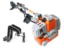 Nueva Marca Powermat 5,8 HP motor fuera de borda 2 tiempos motor de pesca inflable