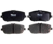 Disc Brake Pad Set-Specialty - Street Performance; Metallic Rear Raybestos