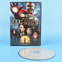 Iron Man 2 - Marvel DVD - Year - Bilingual - GUARANTEED