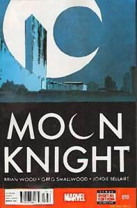 Moon Knight - Vol. 7 Nr. 10, Zustand 1