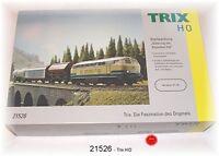 Trix 21526 Set de Iniciación Tren Mercancías con Br 216 # Nuevo en Emb. Orig. #