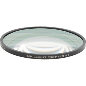 New Lindsey Optics 138mm Brilliant Close-Up Diopter +1 MFR # L-138-DIOPTER1-AR