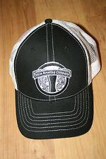 Union Brewing Company Carmel IN Est. 2012 Black Snapback Mesh Baseball Cap Hat