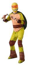 Youth Boy Girl Costume -Teenage Mutant Ninja Turtles MICHELANGELO Sz M (5-7 yrs)