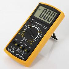EXCEL DT9205A LCD Digital Multimeter Voltmeter Resistance Capacitance Tester