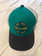PATAGONIA Great Pacific Iron Works 1973 trucker Hat 100% Organic Live Simply