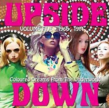 Upside Down Volume Five 1966-1971 - Various Artists (NEW CD)
