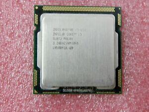 Intel i5-650 Dual-Core 3.20GHz 4MB 2.5GT/s LGA1156 Desktop Processor SLBTJ
