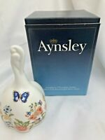 """Aynsley """"Cottage Garden"""" Deco Bell - Excellent Condition"""