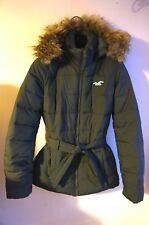 Hollister Hooded Jacket size XS RRP. £120.00