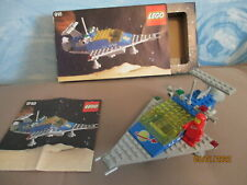 """LEGO 918  """"Space Ship"""" in OVP + BA (SPACE Classic 1979-1) 928 6990"""