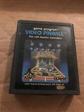 Video Pinball - Atari 2600