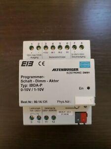 Altenburger Electronic GmbH Programm Schalt Dimm Aktor IBDA-P 8014131