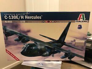 1/72 Italeri C-130E/H Hercules, RAAF Markings. New. #015