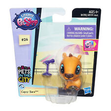 Littlest Pet Shop Pets in the City Single #26 CAPSY BARA the Capybara by Hasbro