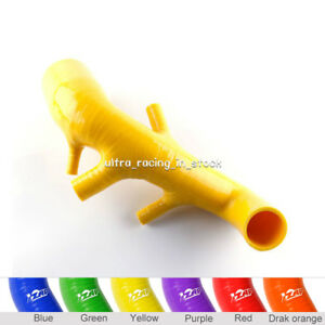Fit Audi TT 225hp / S3 / Seat Leon Cupra R Yellow Silicone Intake Induction Hose
