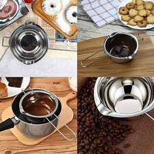 Long Handle Stainless Steel Wax Melting Pot DIY Candle Scented Soap Non-stick
