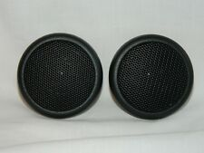 "Small 2"" PAIR Black - Hot Tub / Spa / Marine / Bathroom / Speakers"