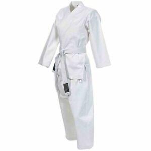 Gimer 11/003 Kimono Karate Uniforme Karateka in Cotone Karategi Uomo Bambino
