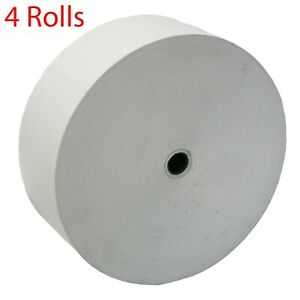 4 Rolls of GOODSON 80x213x17mm Thermal Standard SCI Roll (core 17mm) PICKUP ONLY