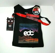 2017 INSOMNIAC EDC Las Vegas T-Shirt, VIP Lanyard & Sticker Swag Pack