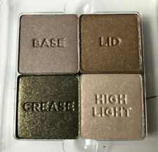 PACK OF THREE - VICTORIA'S SECRET SULTRY EYE SHADOW FULL SIZE MAKEUP TESTER QUAD