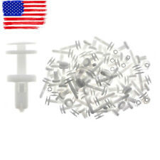 50 Pcs Push Type Retainer Clips Door Trim Panel For Chevrolet Tahoe Astro Blazer