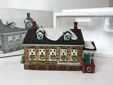 Stoney Brook Town Hall, Department 56 New England Village #5644-8 56448