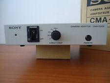 SONY CMA-D3CE AC/DC POWER ADAPTOR FOR SONY DXC SERIES CAMERAS = N E W =