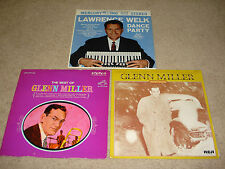 Big Band Collection-Lawrence Welk Dance Party,Glen Miller The Best Of &Pure Gold