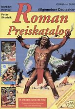 Allgemeiner Deutscher Romanpreiskatalog Hethke Romanhefte, Bravo