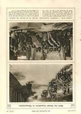 1916 Regimental Baggage Train Ice Factory Hospital