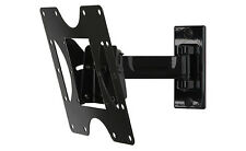 "Peerless PRMA 240 Tilt & Swivel 22-40"" SCHERMI LED LCD TV Supporto a parete"