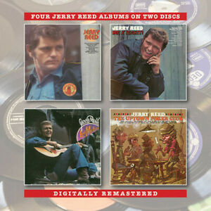 Jerry Reed - Jerry Reed / Hot A Mighty / Lord Mr Ford / Uptown Poker Club [New C
