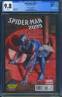 Spider-Man 2099 1 (Marvel) CGC 9.8 White Pages JG Jones Midtown Variant Cover