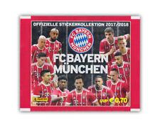 Panini - FC Bayern München Sticker Kollektion 2017 2018 Booster Tütchen Auswahl