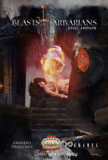 Savage Worlds RPG - Beasts & Barbarians: PRESALE steel edition Game Master Scree