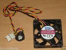 Mini-ITX Case Fan Low Profile Cooling Fan 40x40x10mm Case Cooling Fan 4010 Fan