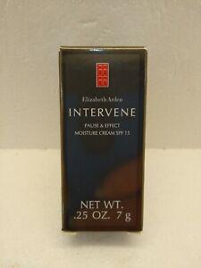 Elizabeth Arden INTERVENE Pause & Effect Moisture Cream SPF15 - 0.25 oz