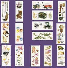 NEW Creative Memories HERITAGE Sticker Pack