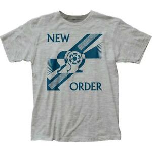 New Odrer - Everythings Gone Green - Men's Grey T-Shirt