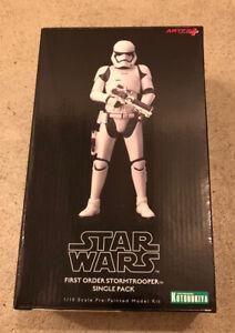 KOTOBUKIYA Star Wars First Order Stormtrooper - ARTFX 1/10 ca.18cm NEU OVP