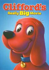 Clifford's Really Big Movie Cliffords Region 1 DVD