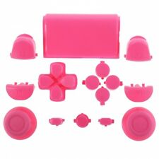 Sticks/Tasten/Button/Knöpfe/Set/Mod Kit für PS4® Controller - pink
