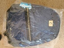 Cookies Quilted backpack smell proof NAVY BLUE