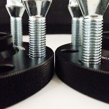5x120 Espaciador 72.6 Separadores De Rueda Kit de 20mm E38 2 Pernos Para Bmw Serie 7 94-01